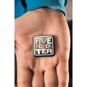 5OT logo - placka hranatá 36 mm